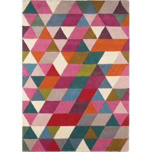 Kilimas Rainbow Multicolor (Pink)