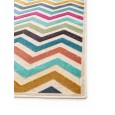 Kilimas Woody Multicolor Chevron