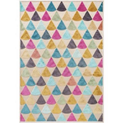 Kilimas Woody Multicolor