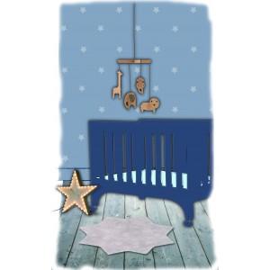 Kilimas Mažoji žvaigždė (smėlinis)